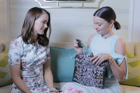 What's Inside Miranda Kerr's Handbag?