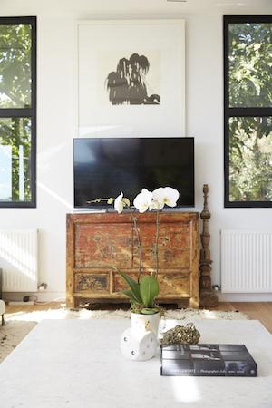 Kit's stunning Vaucluse home
