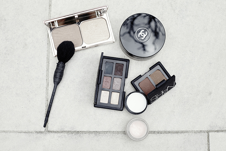 When it comes to makeup, Sarina prefers a more minimalist approach