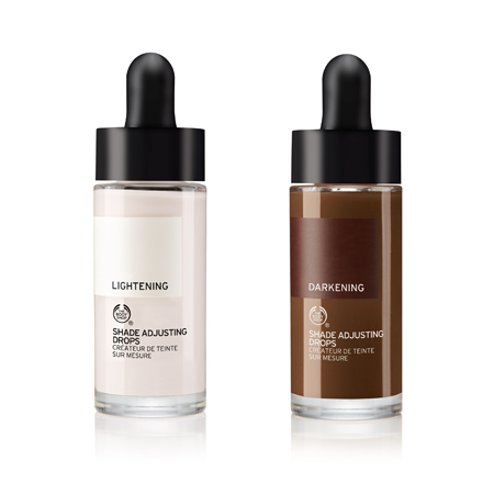 Body Shop Shade Adjusting Drops