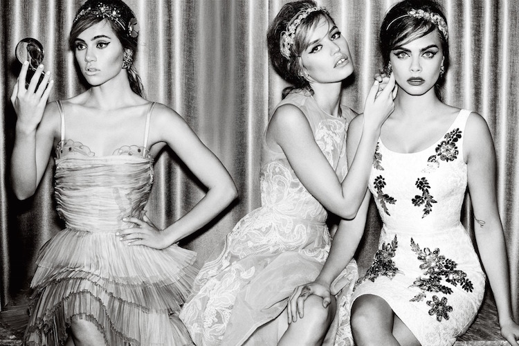 Beauticate Loves This Shot By Mario Testino For British Vogue