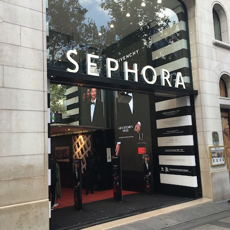Sephora is a global leader in beauty retail