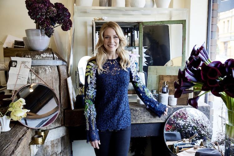 Saskia Havekes, Florist