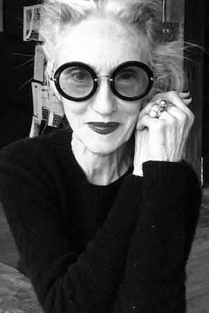 Linda's famed frames...