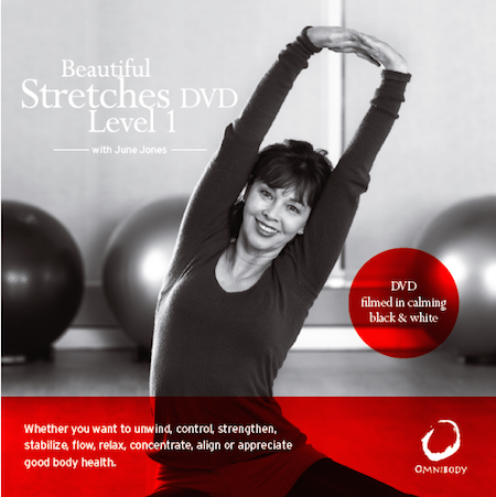 June Jones Beautiful Stretches DVD