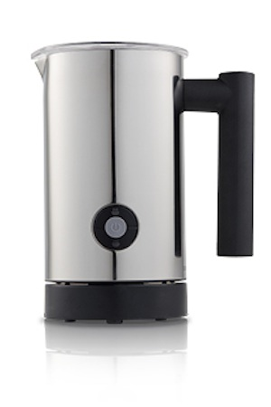 Aldi Expressi Milk Frother made the switch from coffee to almond chai easy
