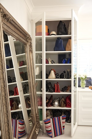 A most coveted closet...