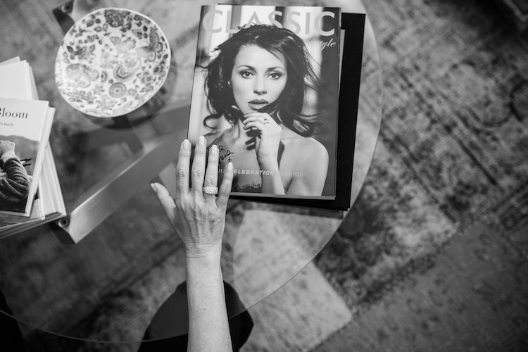 A recent article Sandra wrote on Tina Arena