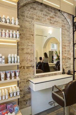 barney martin hair salon is tucked away in the sydney suburb of surry hills