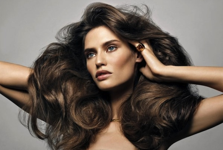 Beauticate loves this image of Bianca Balti by Sølve Sundsbø
