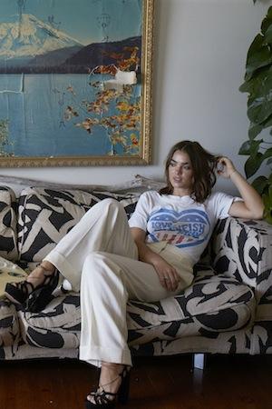 Effortlessly cool in Stella McCartney trousers