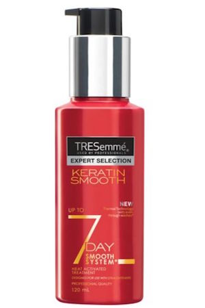 tresemme keratin 7 day smooth system heat activated treatment