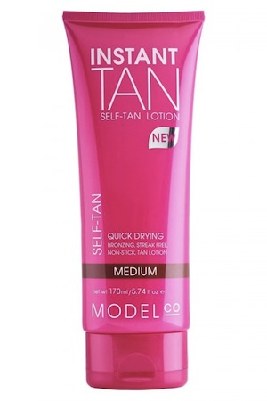 Model Co Instant Tan Self-Tan Lotion, $17