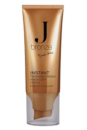 J Bronze Instant Tanning Cream, $25