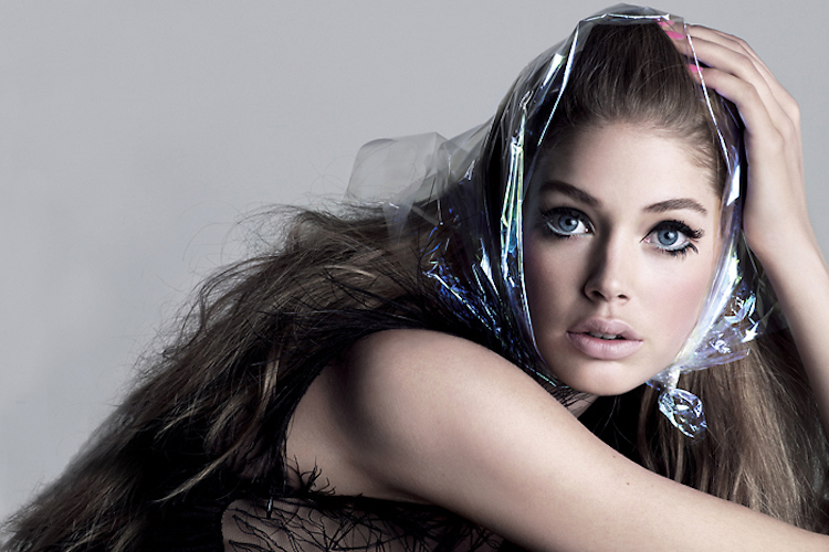 Beauticate loves this image of Doutzen Kroes by Patrick Demarchelier