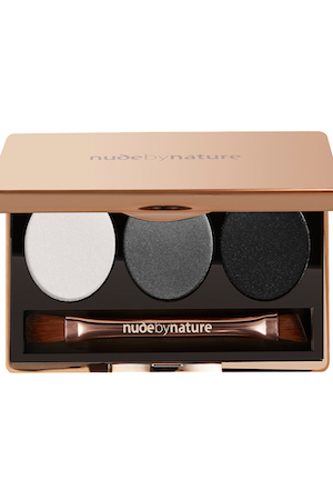 Natural Illusion Eyeshadow Trio in Smoky (Sold separately to sets)