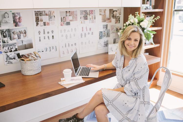 Jess heads Australian fashion label Steele
