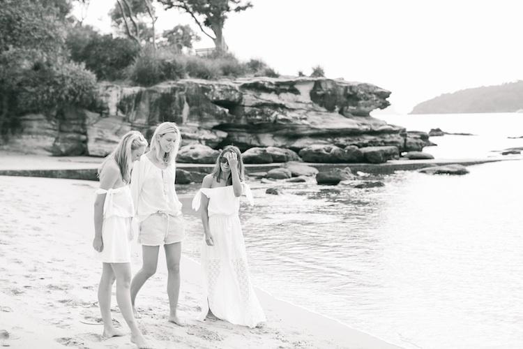 Canna and Sigourney wear Pampelone dresses