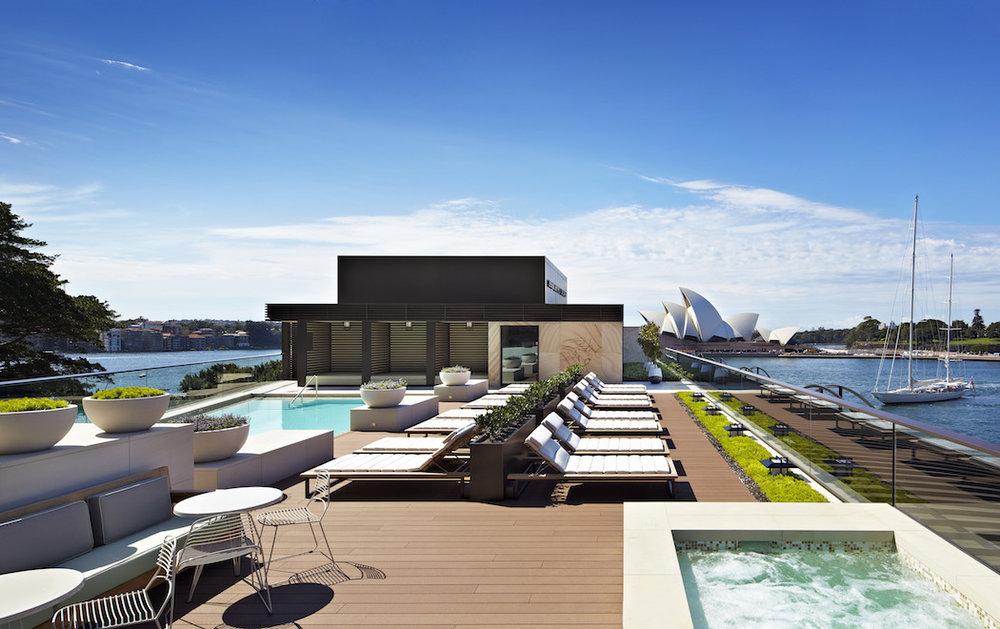 The Spa Park Hyatt, Sydney