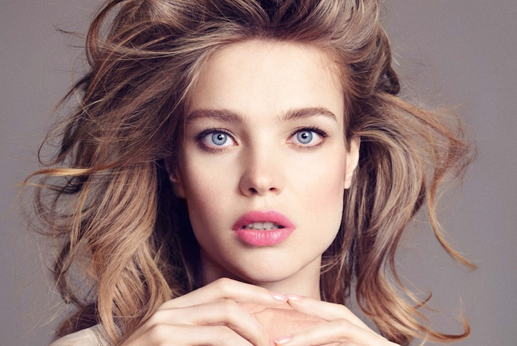 Beauticate loves this image of Natalia Vodianova for Guerlain