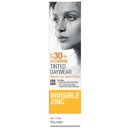 Invisible Zinc Tinted Daywear SPF 30+