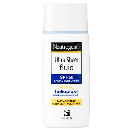 Neutrogena Ultra Sheer Fluid SPF 50