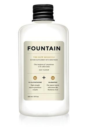 Fountain The Glow Molecule, $75