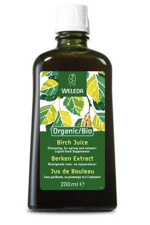 Weleda Organic Birch Juice, $26