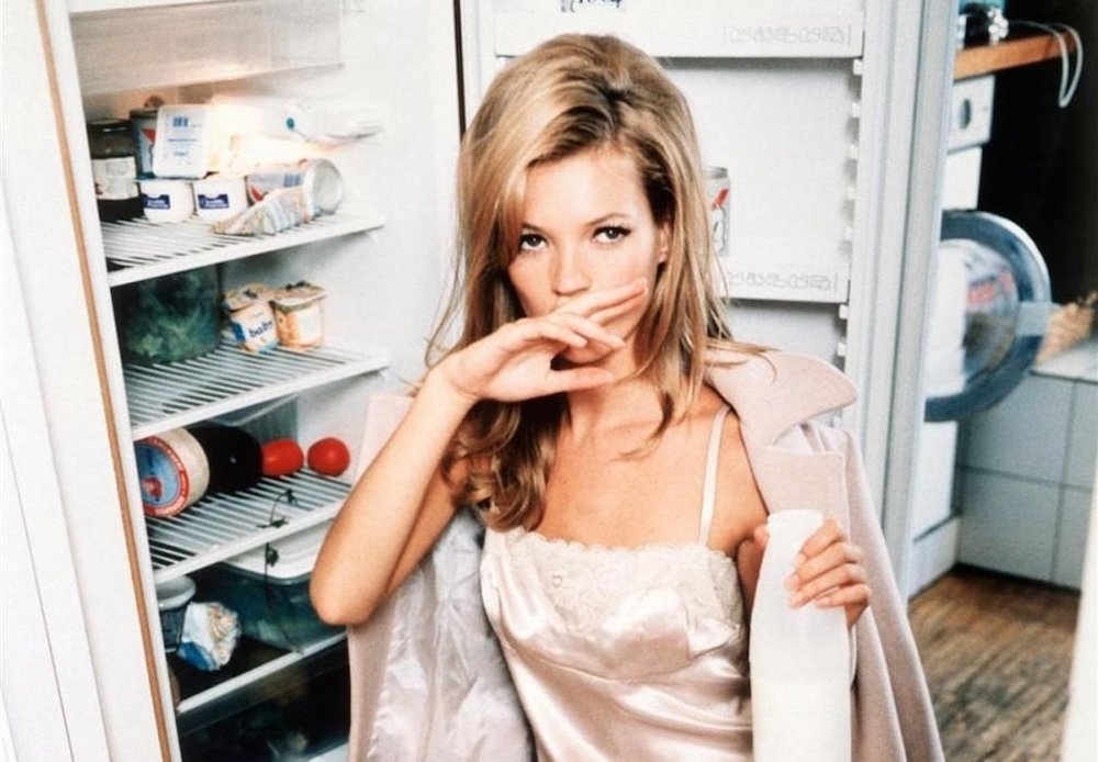 Beauticate loves this image of Kate Moss by Ellen Von Unwerth