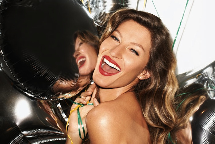 Beauticate loves this image of Gisele Bundchen by Terry Richardson