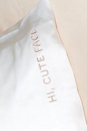 Go-To Face Case Silk Pillow