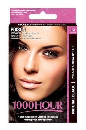 1000 Hour Eyelash and Brow Dye Kit
