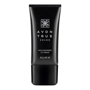 Avon True Color Skin Goodness CC Cream SPF 25