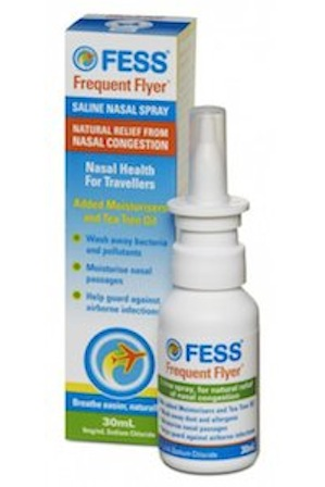 Fess Frequent Flyer Nasal Spray