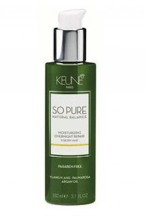 Keune So Pure Moisturising Overnight Repair.