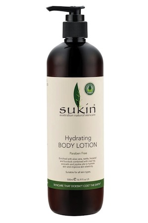 Sukin Hydrating Body Lotion