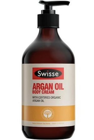 Swiss Argan Body Lotion