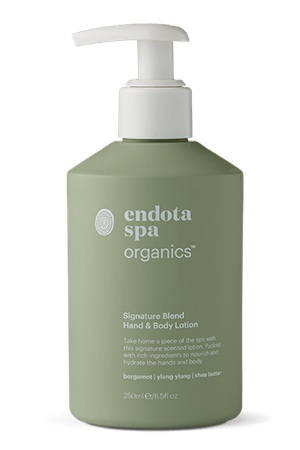 Endota Spa Organics Hand & Body Lotion .
