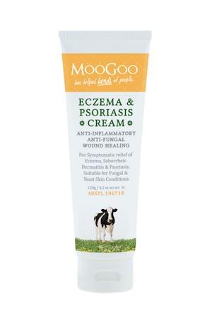 Moo Goo Eczema & Psoriasis Cream