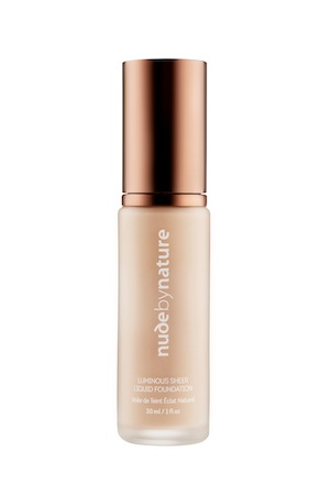 Nude by Nature Luminous Sheer Foundation