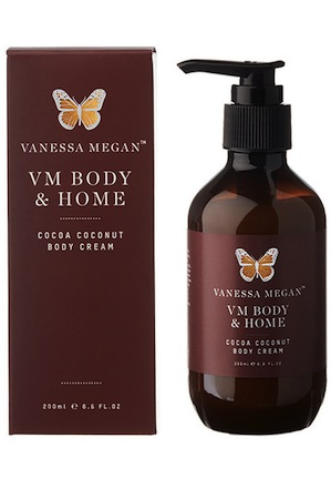 Vanessa Megan Cocoa Coconut Body Cream