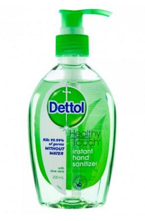Dettol Hand Sanitizer Aloe Vera
