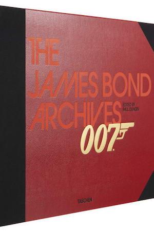 The James Bond Archives  - $129.99