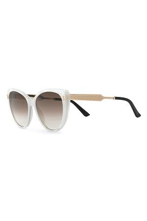 Gucci Eyewear Cat Eye Sunglasses