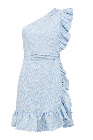 Sophie One Shoulder Dress
