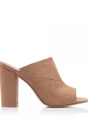 Daphne Muled Heels