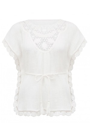Macey Lace Top