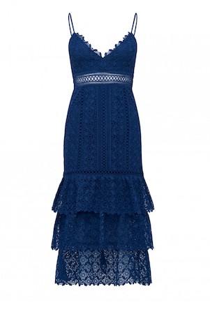 Katie Lace Tier Dress