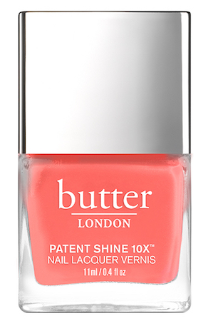 Butter London Patent Shine Nail Lacquer in 'Trout Pout'
