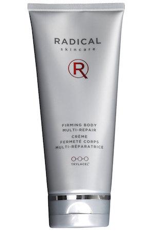 radical skincare firming body multi-repair creme